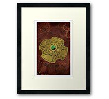 Underworld : William's Key Framed Print
