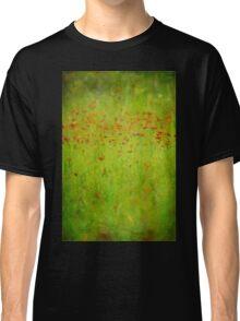Orange Wildflowers Classic T-Shirt