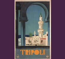 Vintage poster - Tripoli Unisex T-Shirt