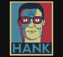 Hank Hill by DungeonFighter