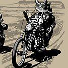 Kitty Rider - Fonda by GritFX
