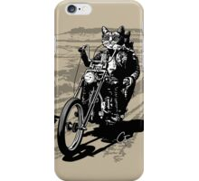 Kitty Rider - Fonda iPhone Case/Skin