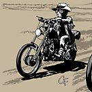 Kitty Rider - Hopper by GritFX