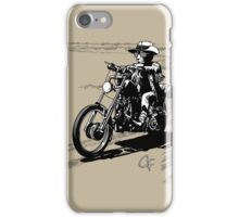 Kitty Rider - Hopper iPhone Case/Skin