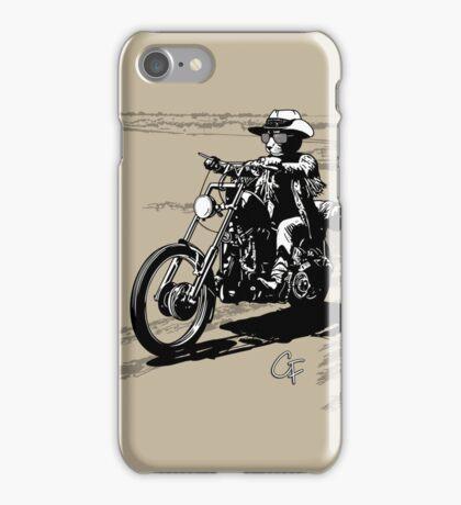 Kitty Rider - Hopper iPhone Case/Skin