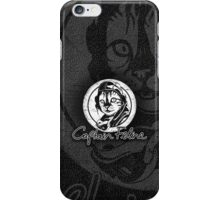 Captain Feline iPhone Case/Skin