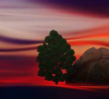 ©DA Concept Tree I by OmarHernandez