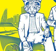 Meowi Vice - Crockett by GritFX
