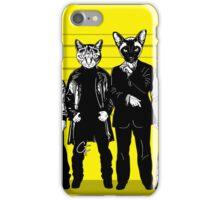 Feline-up - McManus & Fenster iPhone Case/Skin