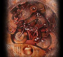 Clockwork  by Cliff Vestergaard