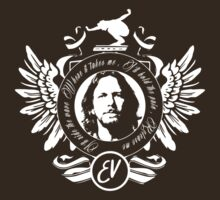 Eddie Vedder by Grunger71