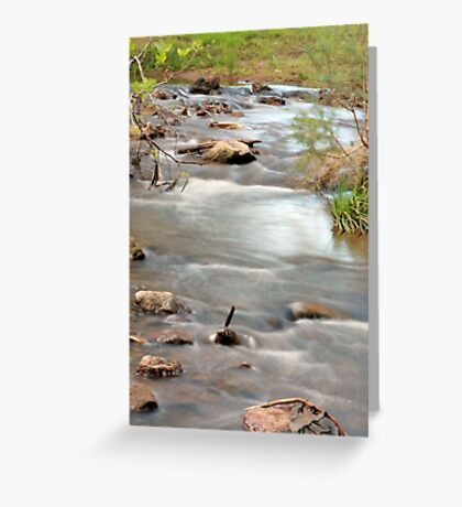 Waterway - Armadale Western Australia Greeting Card
