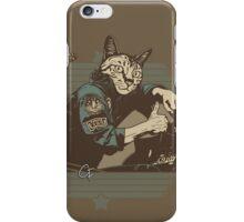 Tom Cat iPhone Case/Skin