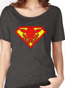Super Cthulhu Women's Relaxed Fit T-Shirt