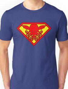 Super Cthulhu Unisex T-Shirt