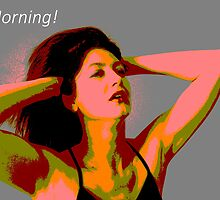 Morning- adv by Sorcha Whitehorse ©