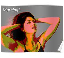 Morning- adv Poster