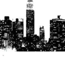 new york state of mind  Sticker