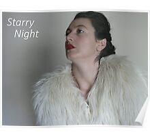 Starry Night- adv Poster