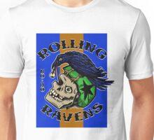 Rolling Ravens Logo Unisex T-Shirt