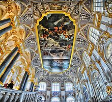 State Hermitage Museum, St Petersburg, Russia by Wendy  Rauw