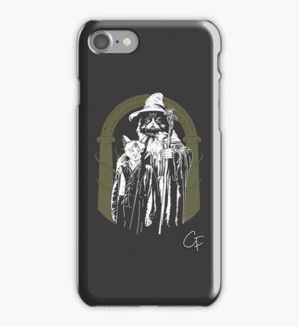 Felineship iPhone Case/Skin
