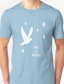 Peace At Christmas Greeting Card T-Shirt