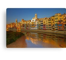 Girona, Spain Canvas Print