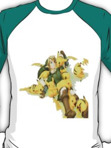 Legend of Zelda: A Link to'em All T-Shirt