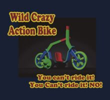 Wild Crazy Action Bike by FreonFilms