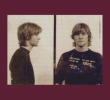 Kurt Cobain - Mug Shot by FreonFilms