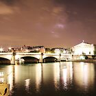 La foudre overlooking the River Seine by BBCsImagery
