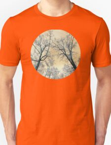 Trees Infrared Nature Unisex T-Shirt