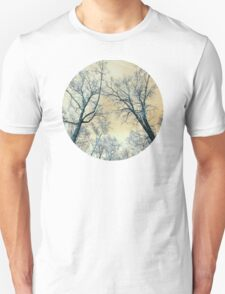 Trees Infrared Nature T-Shirt