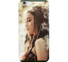 Native Girl  iPhone Case/Skin