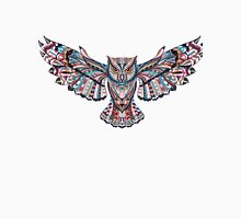 Owl Ethnic Animals T-Shirt