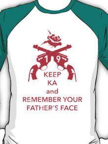 Keep KA - red edition T-Shirt