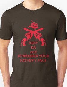 Keep KA - red edition T-Shirt