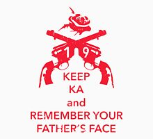 Keep KA - red edition Unisex T-Shirt