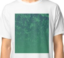 Gradient weed Classic T-Shirt