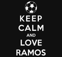 Keep Calm And Love Ramos by Phaedrart