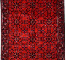 5' 9 x 7' 8 Khal Mohammadi Oriental Rug by nathanwoo1019