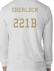 Sherlock 221B Jersey Long Sleeve T-Shirt