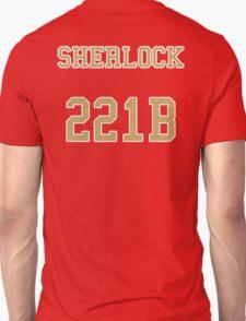 Sherlock 221B Jersey T-Shirt