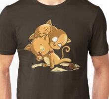 Cat Cerberus Unisex T-Shirt
