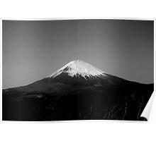 Mt Fuji Poster