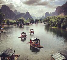 Yangshuo by miresk