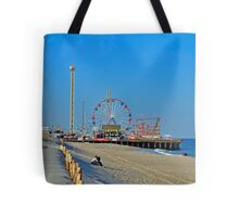 Summer Fun - Funtown Pier Seaside Heights NJ Tote Bag