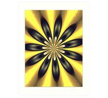 Light & Rays ! Art Print