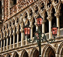 Venice Architectural Style by David J Baster